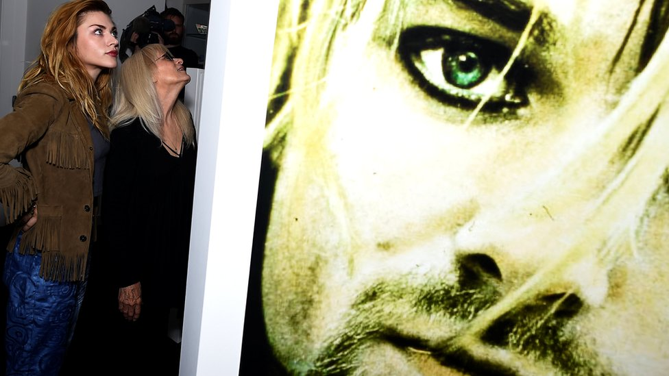 Kurt Cobain's NI roots sparked new exhibition