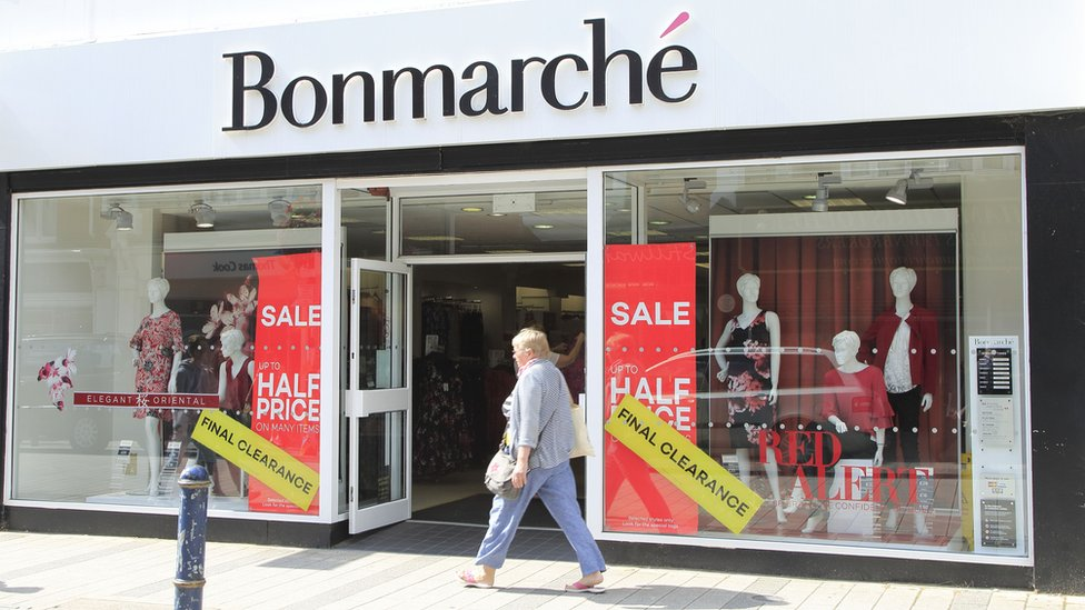 Bonmarché deal puts jobs and shops at risk