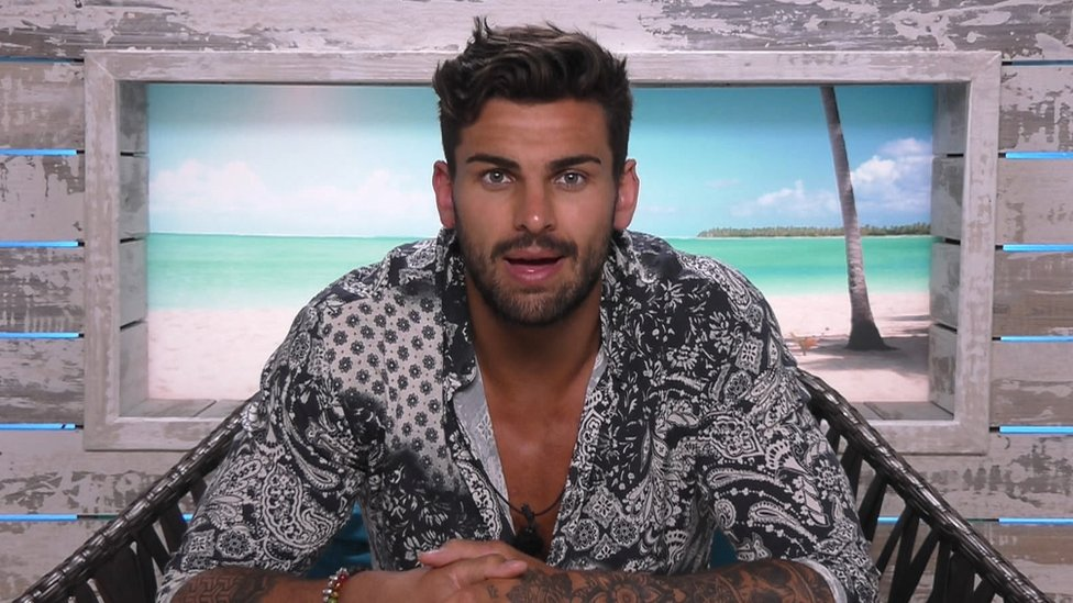 Love Island: Adam sparks warning from charity Women's Aid