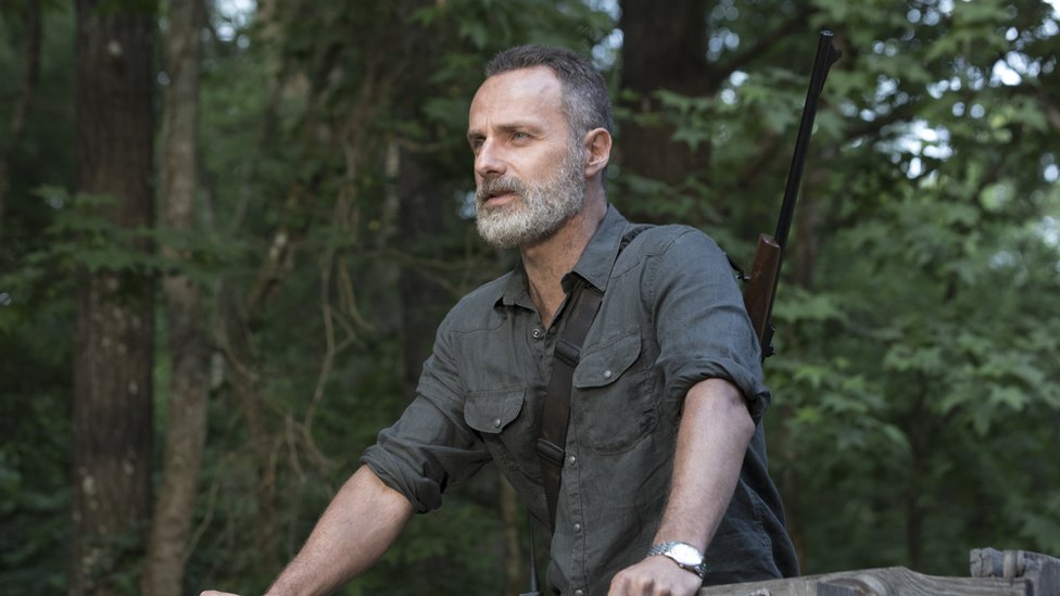 How will The Walking Dead cope without Rick Grimes?