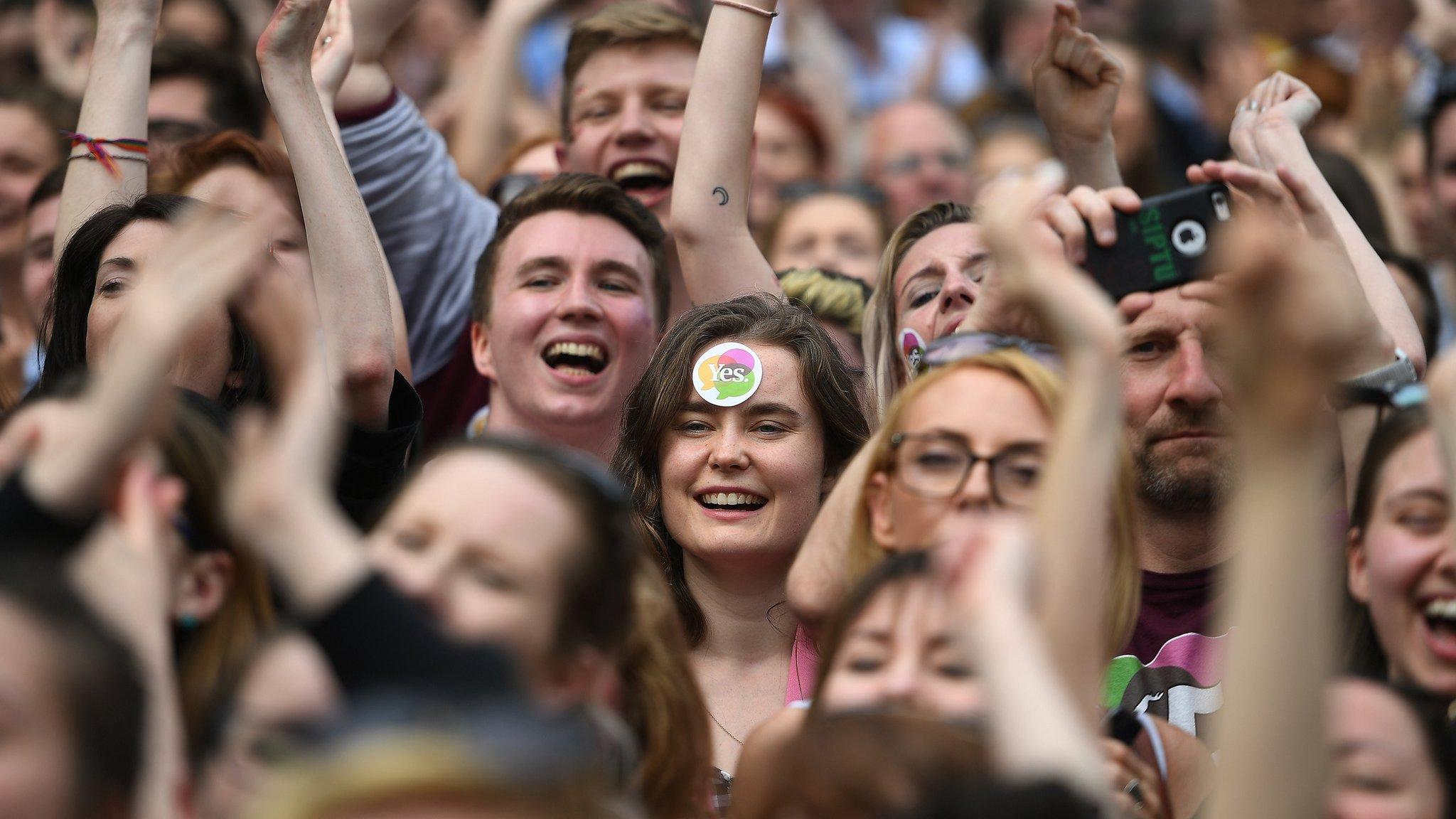 Irish abortion referendum: New laws by end of the year - Irish PM