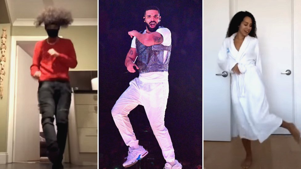 How Drake Harnessed Tiktok To Slide To Number One Bbc News If you're on tiktok, you've probably heard opaul. maybe you've even pulled a charli d'amelio and danced to it. bbc com