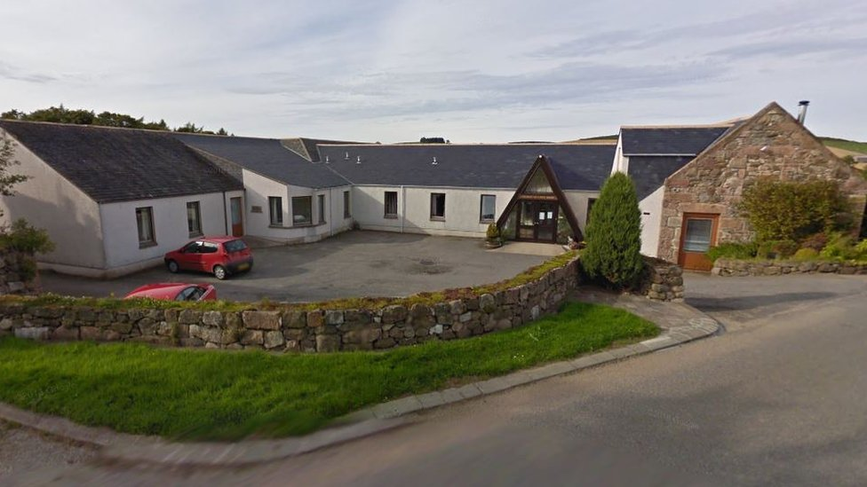 Three arrested in Aberdeenshire care home investigation