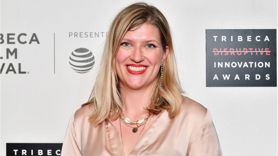 Beatrice Fihn, head of Ican