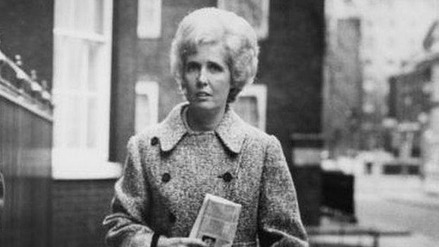 Baroness Falkender, Harold Wilson's powerful secretary, dies