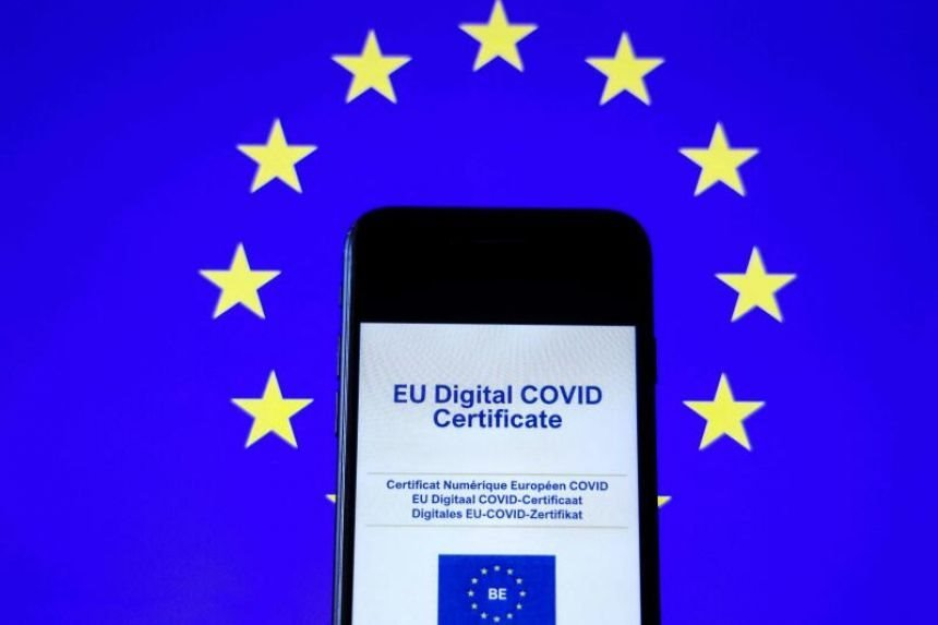 AB Dijital Covid Sertifikası
