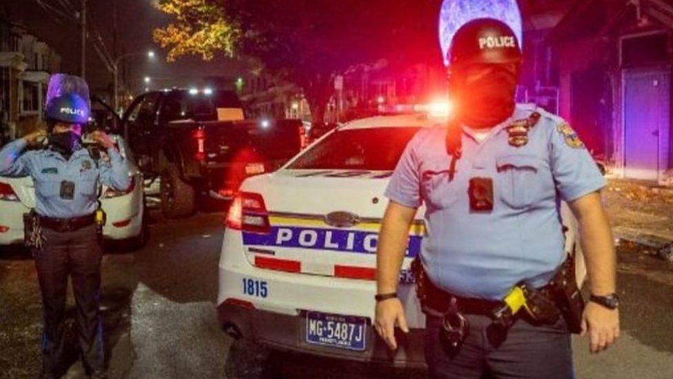 زوجة القتيل أخبرت الشرطة بمرضه العقلي قبل أن يطلقوا النار عليه ويقتلوه