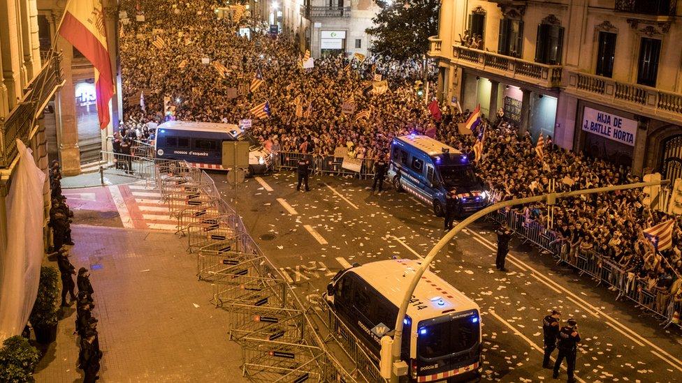 Spanyol, Catalunya, Barcelona