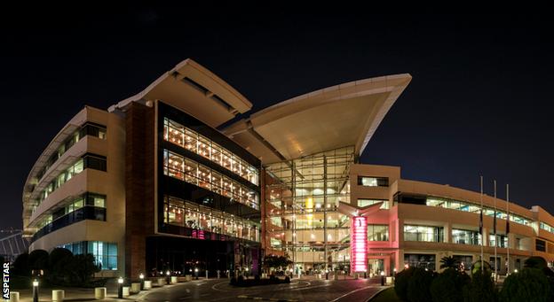 Aspetar hospital en Doha