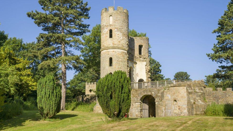 National Trust to run Wentworth Castle Gardens