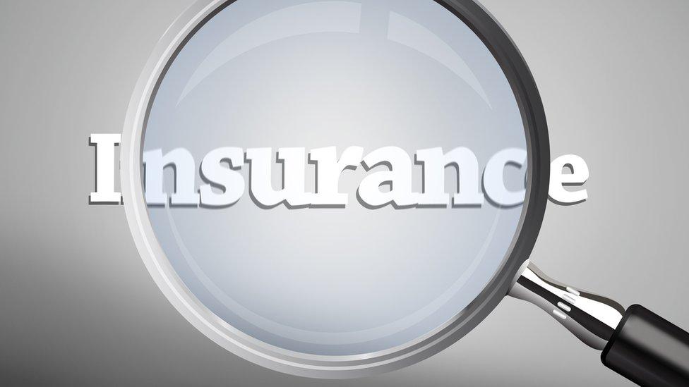 Insurance under microscope
