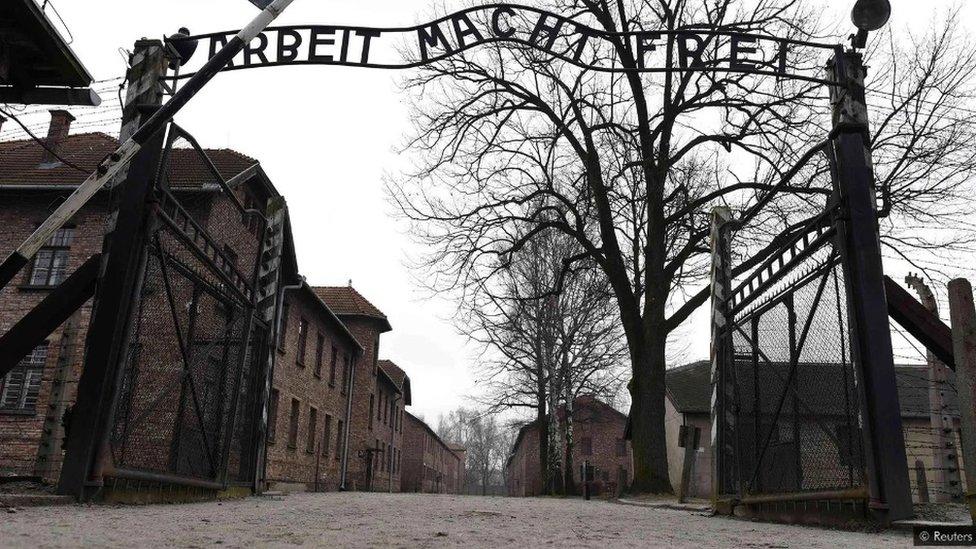 Nacisti su dehumanizovali i ubili milione ljudi tokom holokausta u koncentracionim logorima