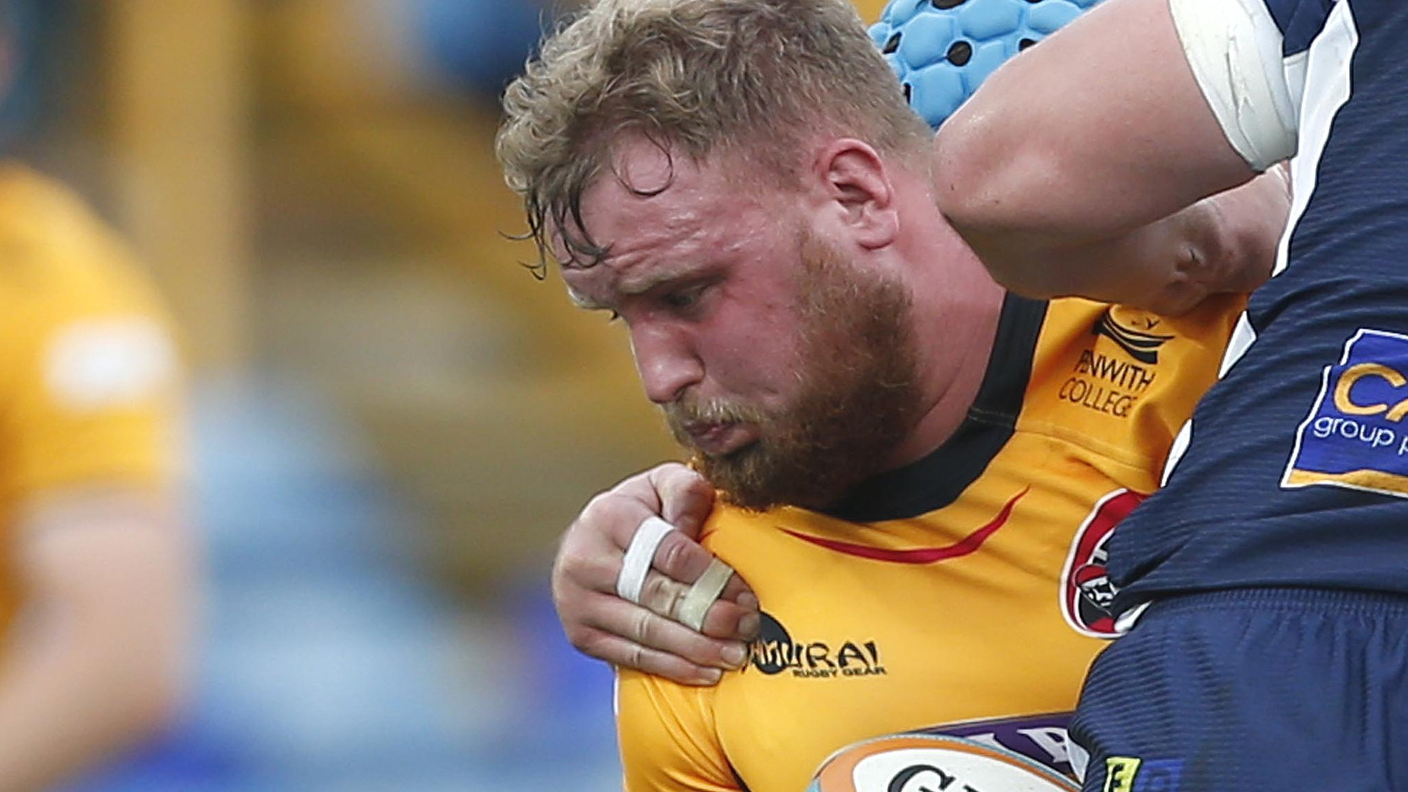 Christian Judge: Saracens sign Cornish Pirates prop on loan as injury cover