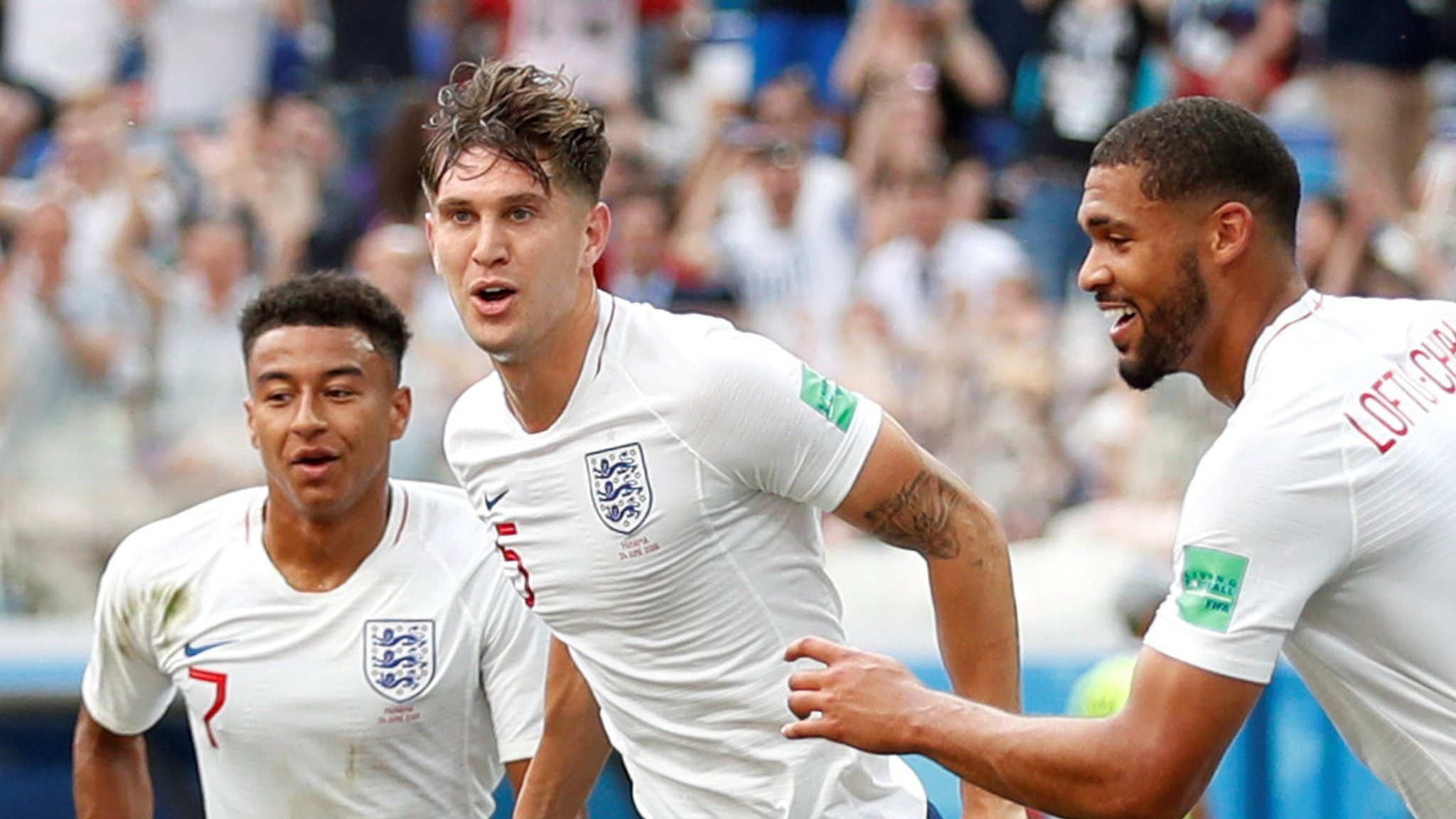 How did England's players rate v Panama? Plus your scores