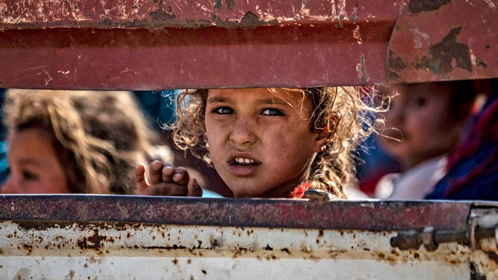 Među izbeglicama ima mnogo dece