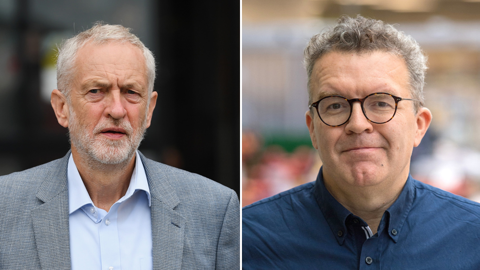 Brexit: Labour 'would back members' on new vote, says leadership