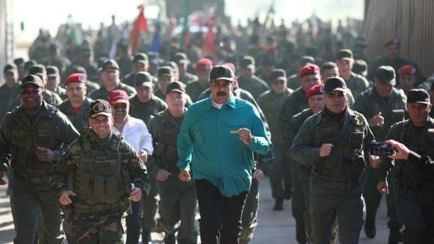 США заявили, що готові відповідати на будь-які загрози з боку Венесуели