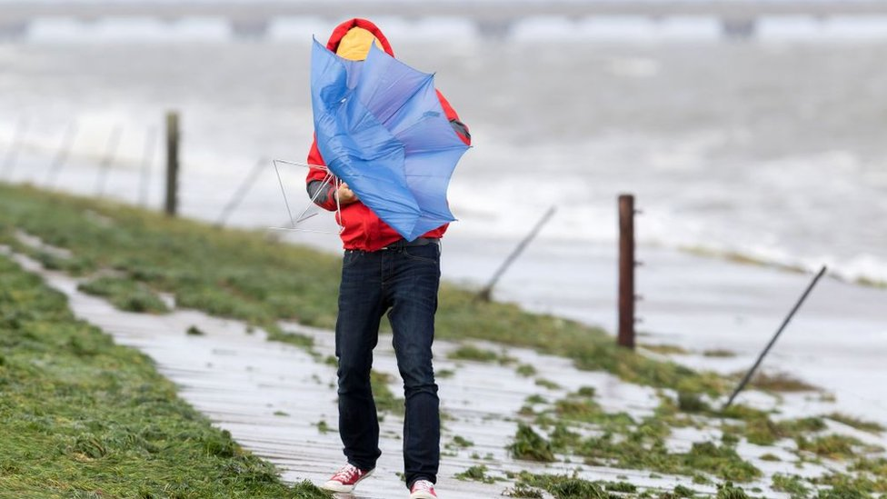 Wales weather: Power cuts follow rain, wind and snow