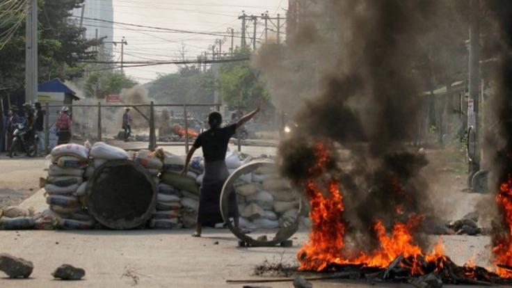 外界都在觀察安理會在本周的會議中是否會提出任何行動介入緬甸危機。