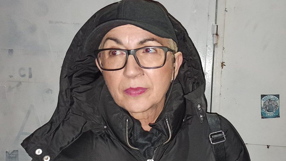 Pavica Čabrijan bend Paraf