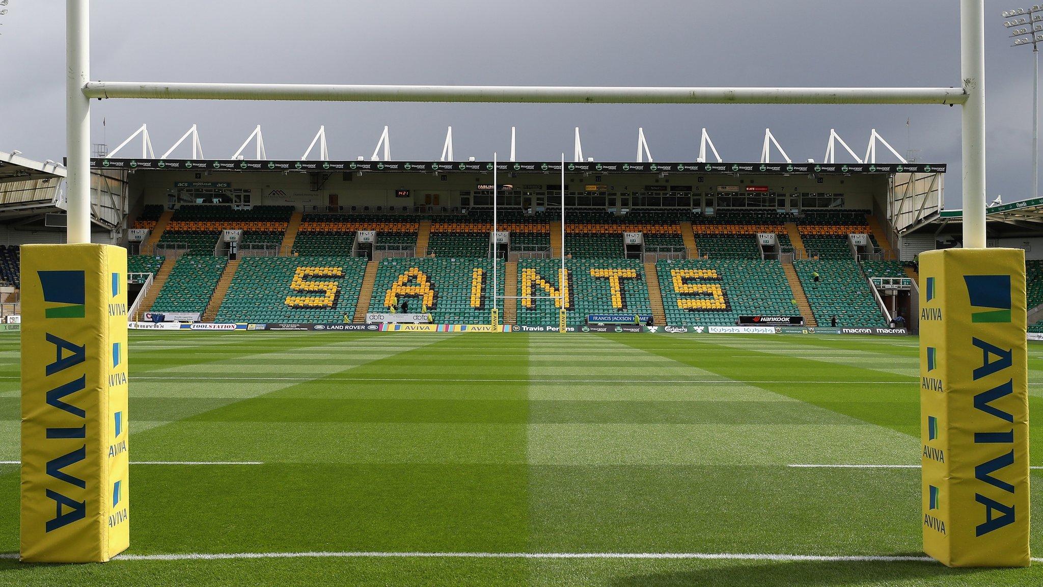 Northampton Saints appoint Matt Ferguson as assistant coach