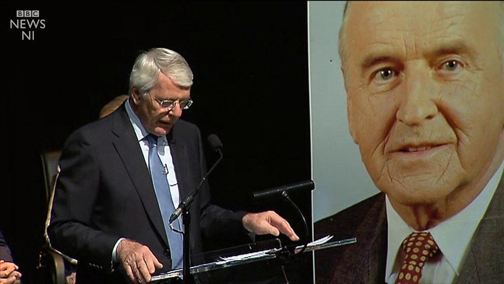 'Breathtaking ignorance' around Brexit - Sir John Major