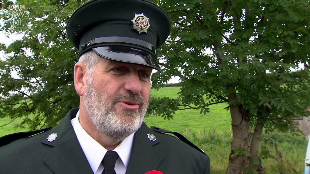 PSNI constable recounts scene of Ballygawley bombing