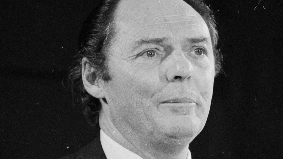 Brisith Ambassador to Uruguay Geoffrey Jackson