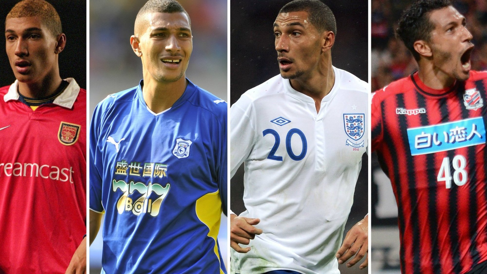 Jay Bothroyd: Former England striker on playing in Japan, his one cap and epilepsy