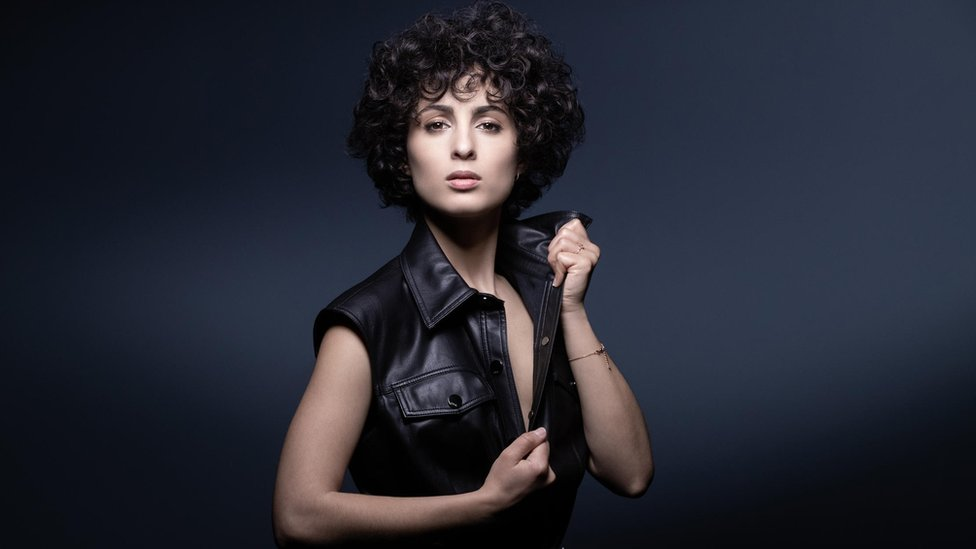 Picture of Barbara Pravi, representing France