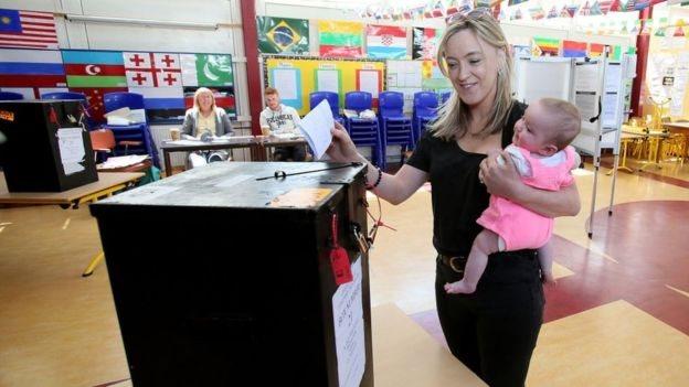 Ірландці підтримали легалізацію абортів - екзит-поли