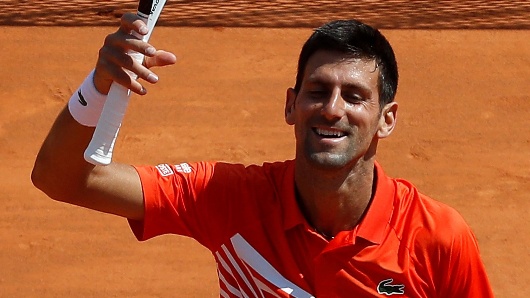 Monte Carlo Masters: Novak Djokovic & Rafael Nadal through