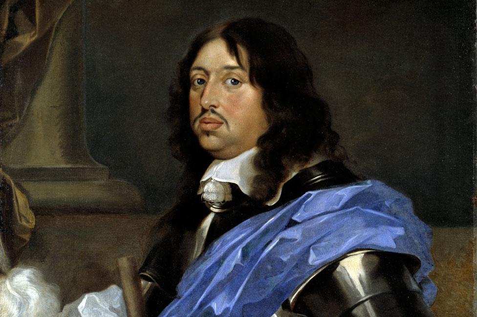 Carlos X Gustavo de Suecia