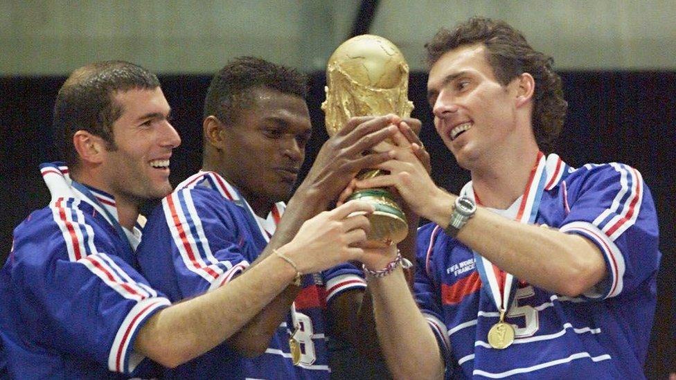 Francia 1998