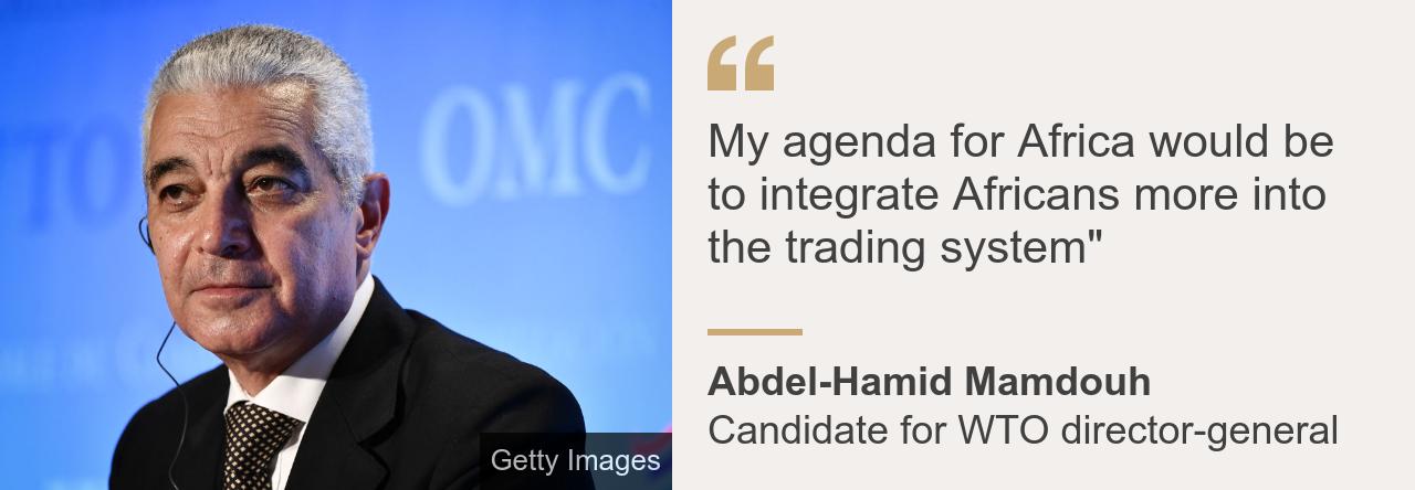 Abdel-Hamid Mamdouh quote