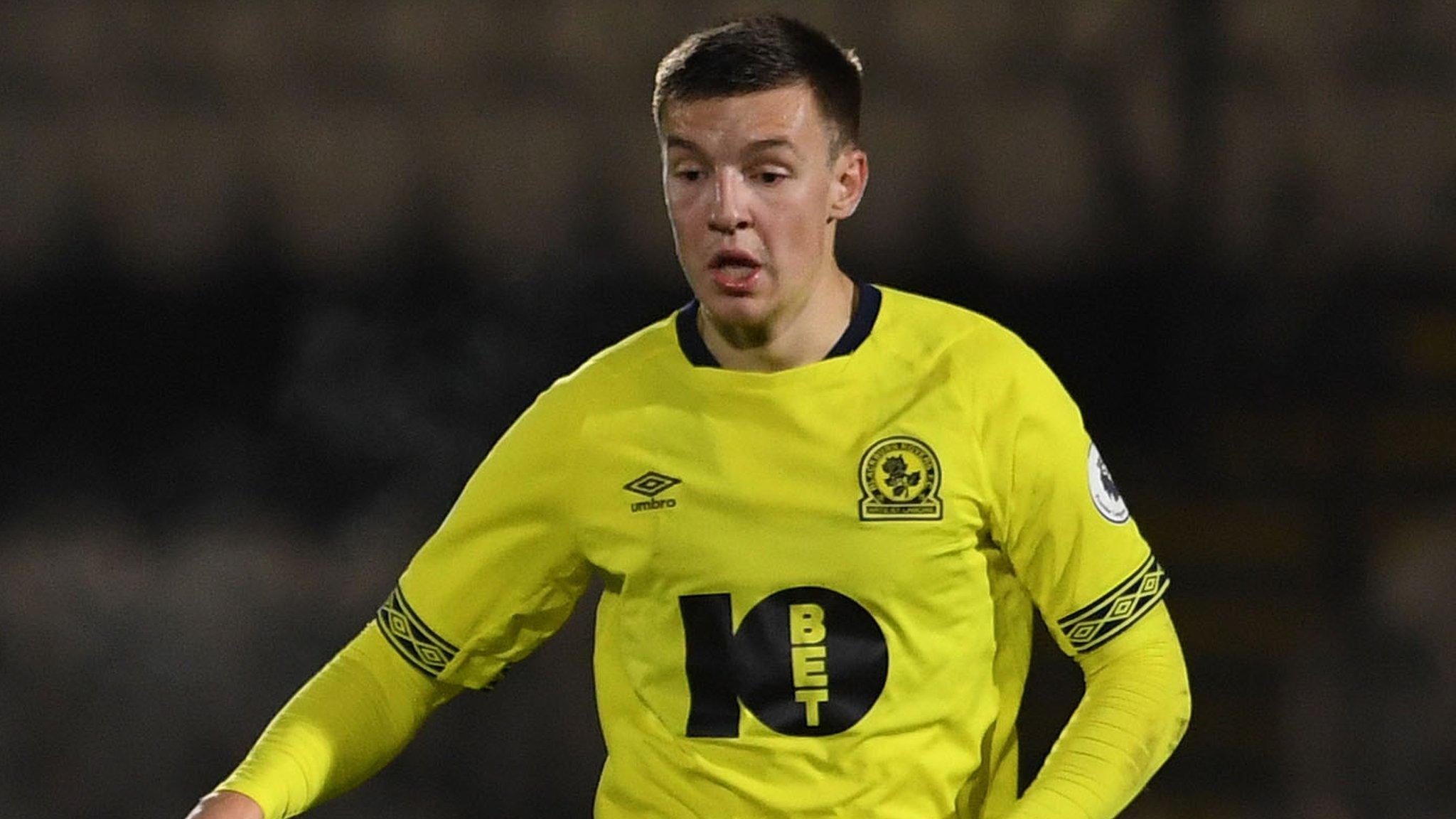 St Mirren: Blackburn Rovers' Brad Lyons reunited with Oran Kearney after loan