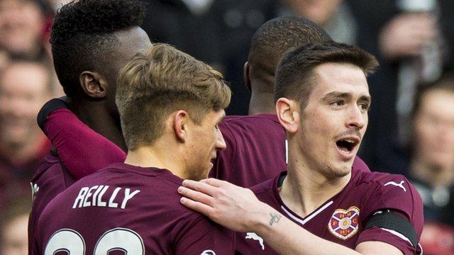 Highlights - Hearts 1-0 Kilmarnock