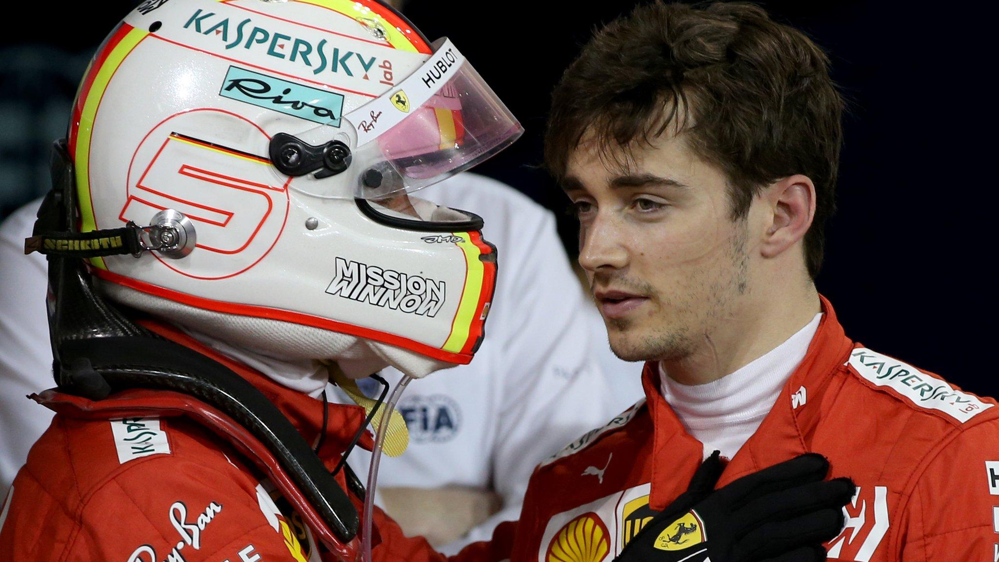 First three GPs 'definitely didn't go the way we wanted': Ferrari seek improvement in Baku