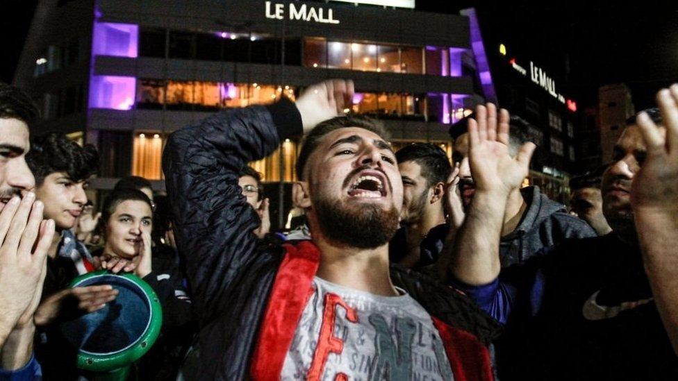 الأزمة الحالية في لبنان تدق جرس إنذار لفرقاء السياسة اللبنانية