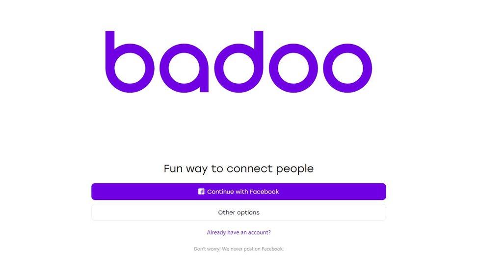 Uk badoo sign in Badoo
