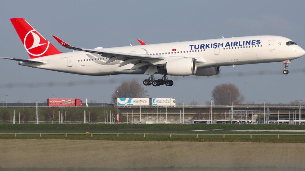 Россия ограничила перелеты с Турцией