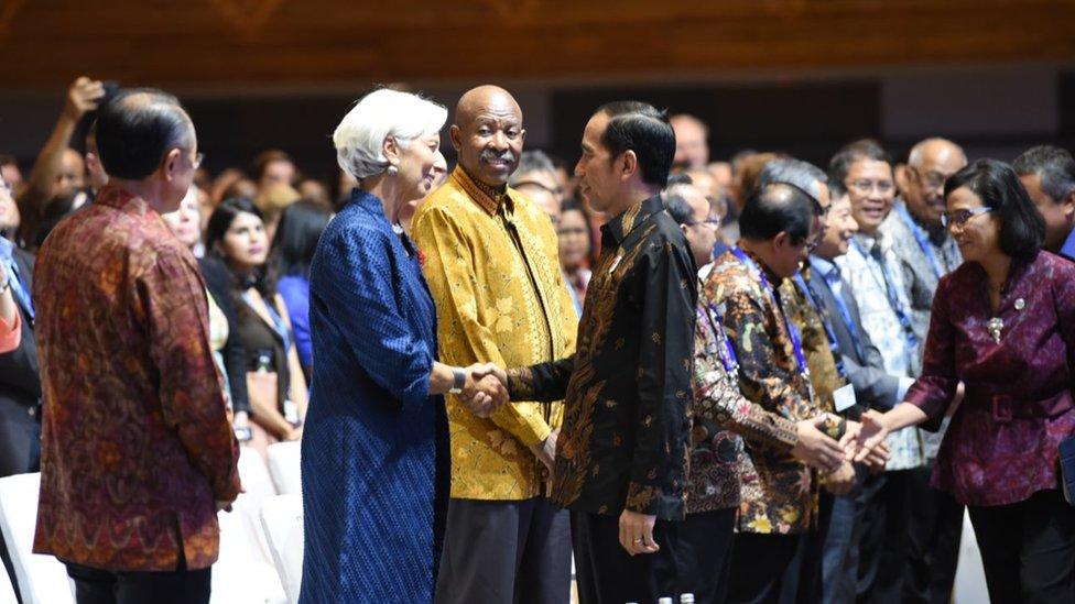 IMF WB Bali 2018