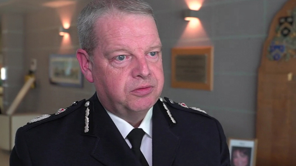 Ex-Cheshire Chief Constable gets NI post