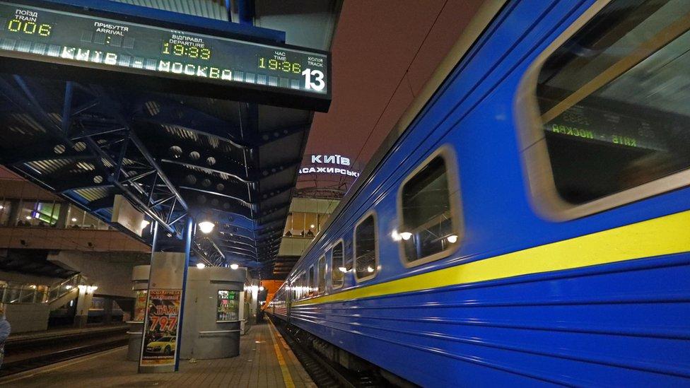 У Омеляна готові зупининити залізничне сполучення з Росією