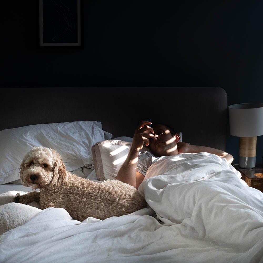 dremka u krevetu