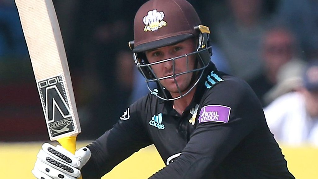 One-Day Cup: Jason Roy and Ben Foakes help Surrey beat Essex