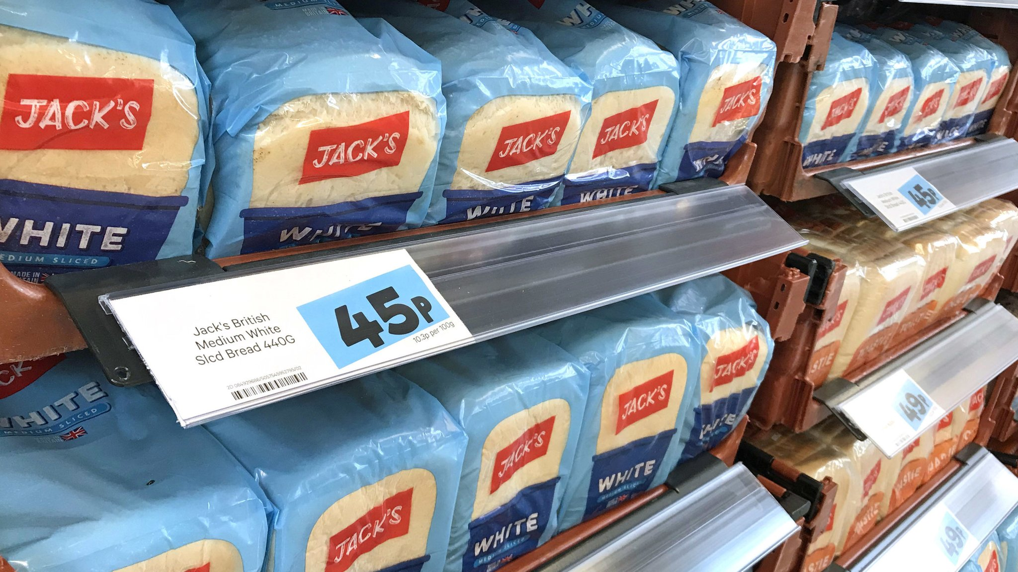 Tesco's new discount chain Jack's takes on Aldi and Lidl