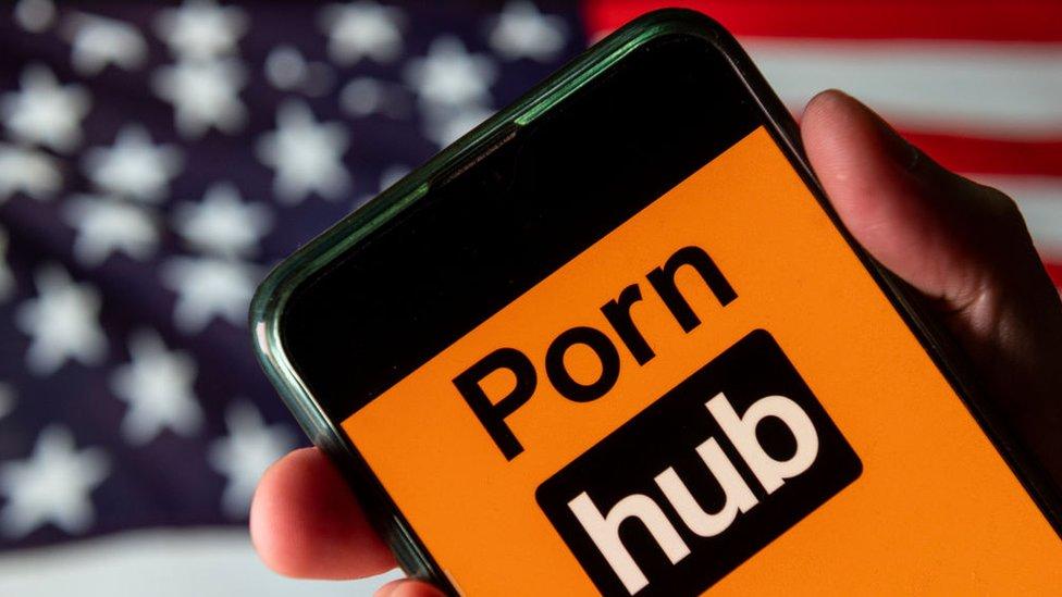 Pornhub sued by 40 Girls Do Porn sex trafficking victims - BBC News