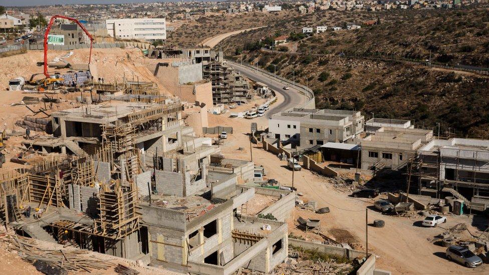 Asentamientos judíos