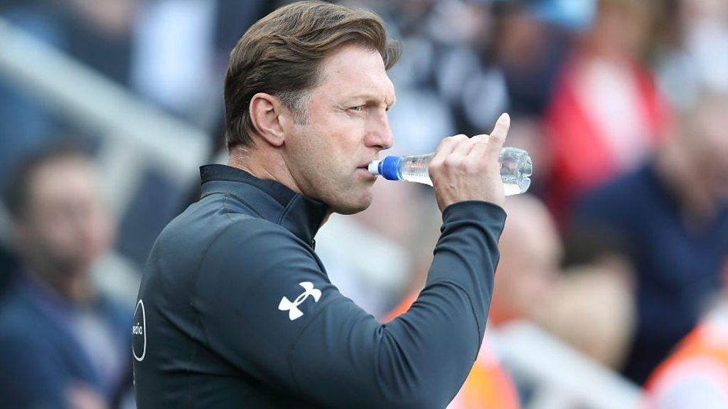 Newcastle United 3-1 Southampton: Ralph Hasenhuttl admits Saints didn't 'deserve anything'